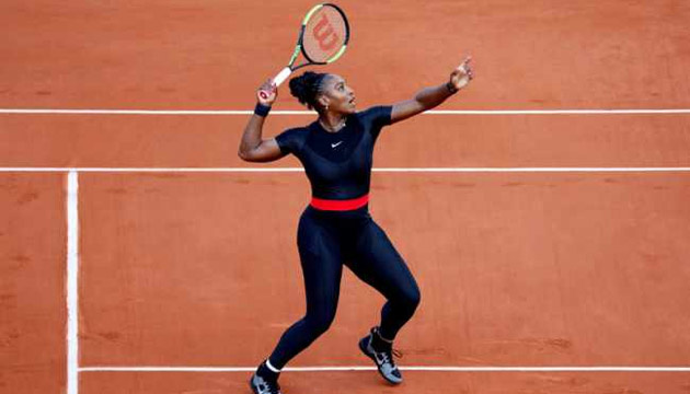WTA дозволила тенісисткам грати в легінсах