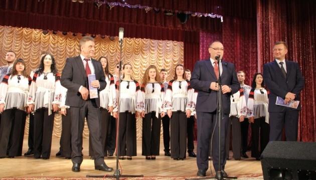 На Вінниччині стартував фестиваль хорового мистецтва «Співає Поділля Леонтовича»