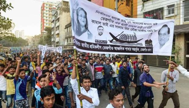 У Бангладеш напередодні виборів сталися зіткнення, є загиблі