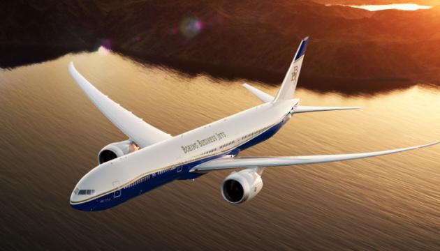 Boeing представив літак для найдовших у світі перельотів