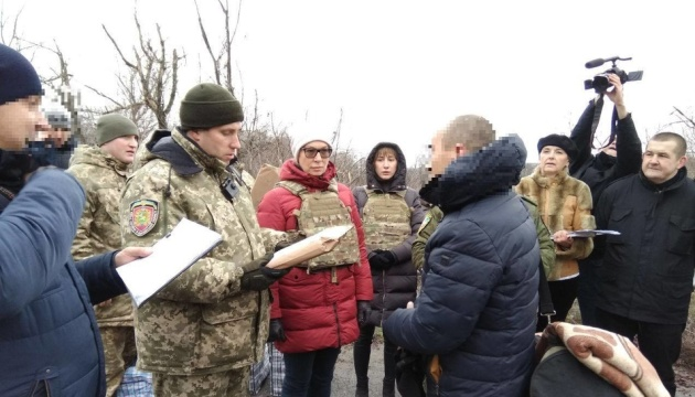 Forty-two prisoners transferred from occupied Donbas