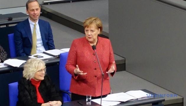 Німеччина і Франція хочуть доступу на Азов для своїх спостерігачів - Меркель