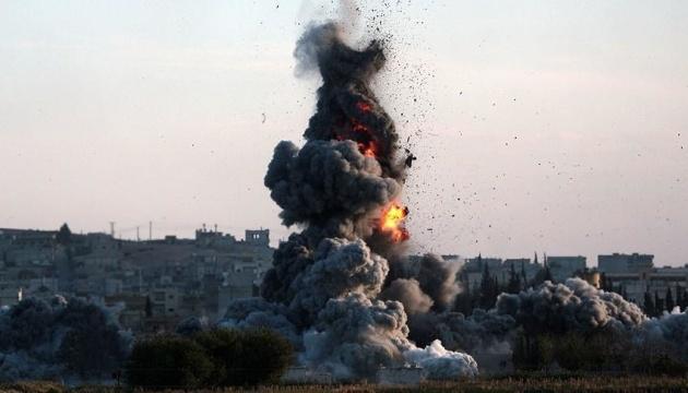 У східній Сирії в результаті авіаудару загинули 15 цивільних осіб