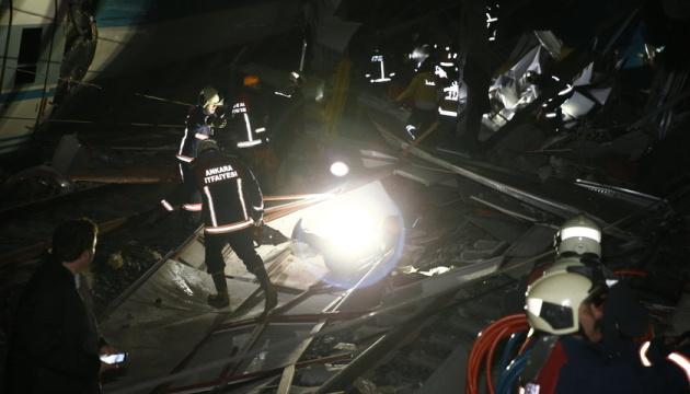 В Турции задержали трех подозреваемых в причастности к аварии поезда