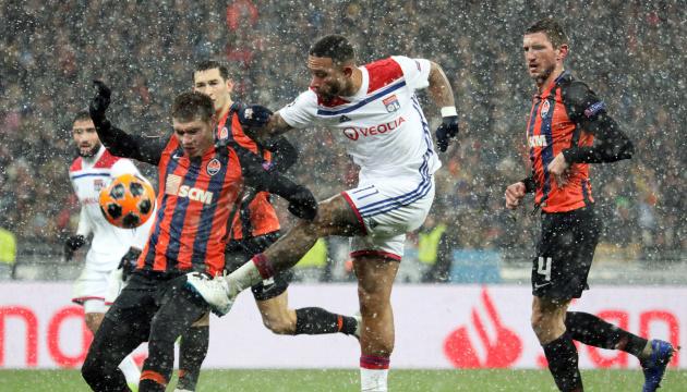 1:1 gegen Lyon: Schachtar verpasst Einzug ins Champions-League-Achtelfinale – Fotos