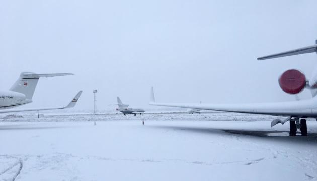 У Фінляндії літак виїхав за межі злітно-посадкової смуги