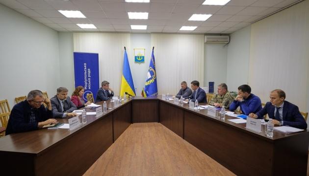В Мариуполе дипломаты стран Балтии обсудили противодействие российской пропаганде