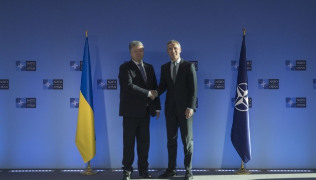 Stoltenberg reaffirms strong condemnation of Russian aggression against Ukraine