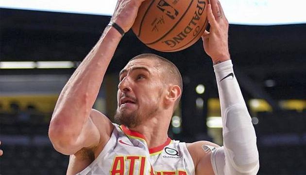 НБА: украинец Лень набрал 15 очков в поединке