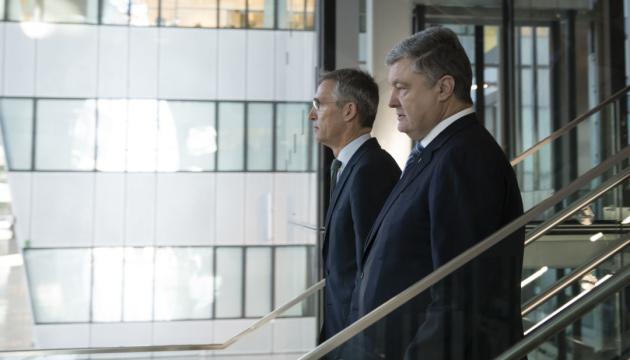 Ukraine welcomes NATO's increased presence in Black Sea – president