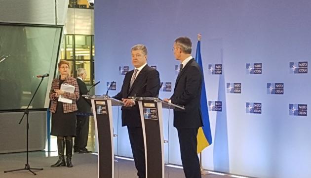 Україна вітає збільшення присутності НАТО в Чорному морі - Президент