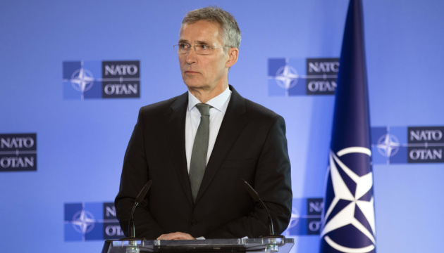 Stoltenberg: Release of Ukrainian sailors could settle Kerch crisis
