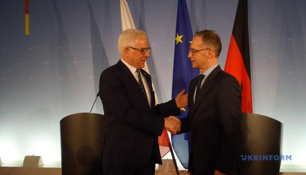 Берлін вважає тему виплати повоєнних репарацій Польщі закритою — Маас