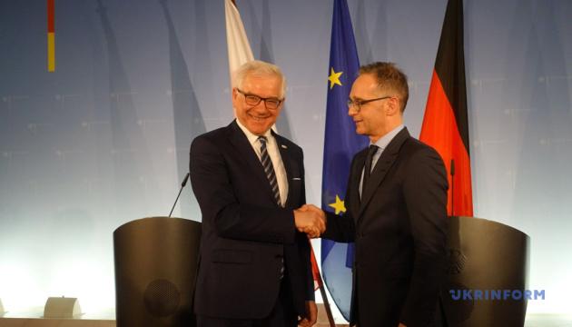 Польща і Німеччина мають схожі погляди на Керченську кризу – Чапутович