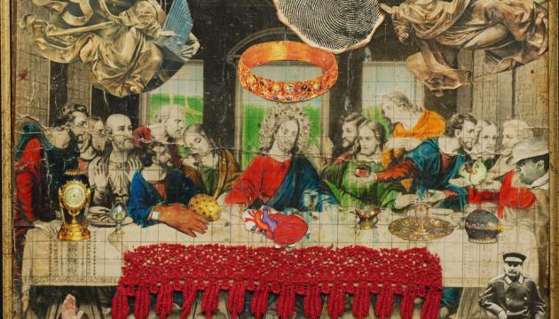 Коллажи, рисунки, мозаики: в Стамбуле покажут ретроспективу работ Параджанова