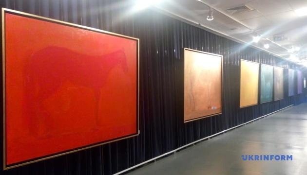 У Музеї історії Києва відкрилася виставка художника Анатолія Криволапа