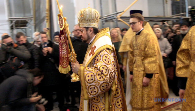Kyiv Patriarchate decides on candidate for head of local church in Ukraine