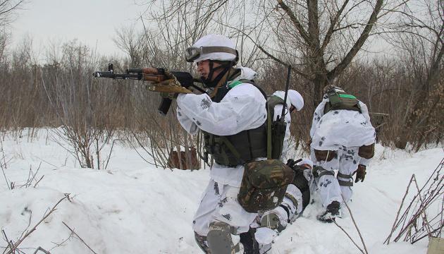 Оккупанты лупят из запрещенной артиллерии - семь обстрелов за день