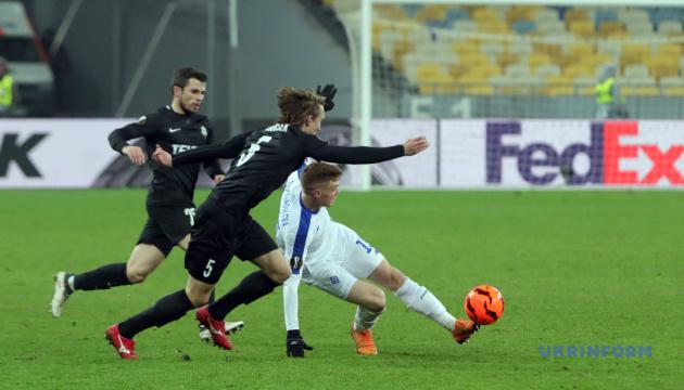 Определились все участники плей-офф Лиги Европы УЕФА
