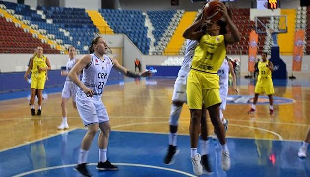 Баскетбол: Ягупова была лучшей в составе