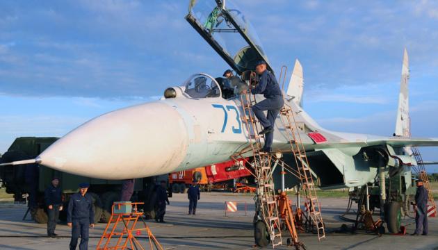 Росія додатково перекинула у Крим нові бойові літаки і підводні човни – розвідка