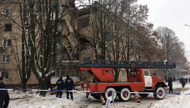 В Киевоблгазе сомневаются, что в Фастове взорвался газ