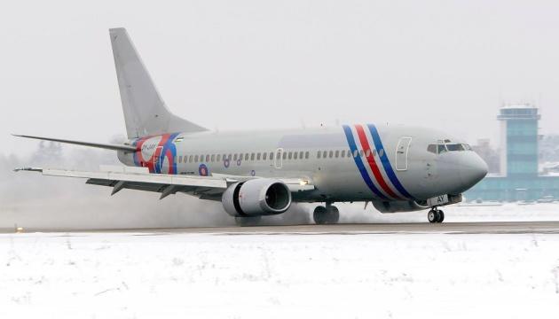 Йорданська авіакомпанія відкрила рейс за маршрутом Амман-Київ