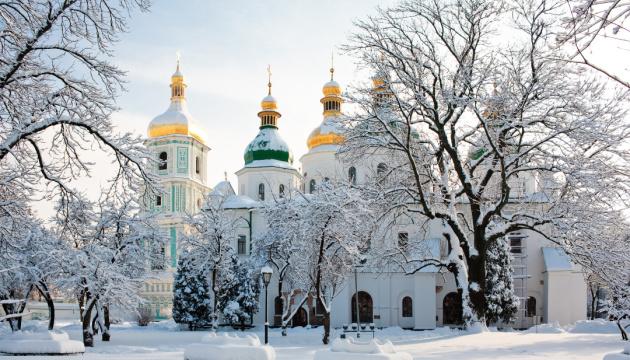 На Різдво у Софії Київській проведуть святкове богослужіння і продемонструють Томос