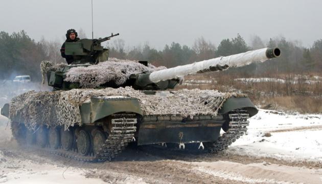 Kämpfe in der Ostukraine: Drei Soldaten bei Angriffen der Besatzer verletzt
