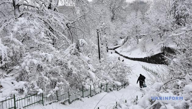 Україні обіцяють морозний Святвечір
