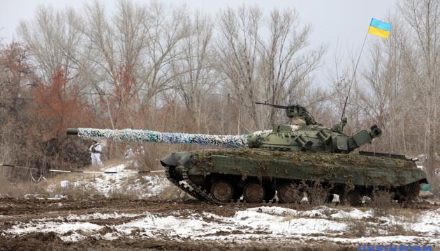 Für Fall der offenen Aggression: Korps und Panzerbrigade der Reserve gebildet