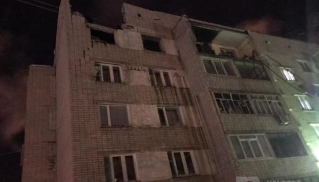 Взрыв газа в российской многоэтажке: есть жертвы