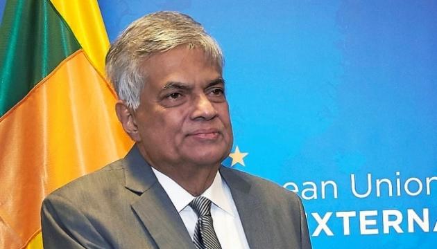 Президент Шрі-Ланки повернув крісло звільненому прем'єру