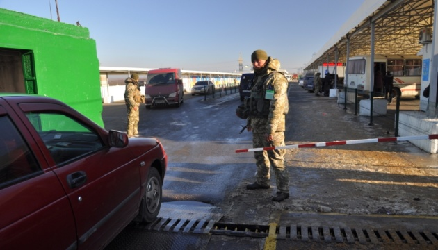 Border guards strengthen security at border with Russia due to elections