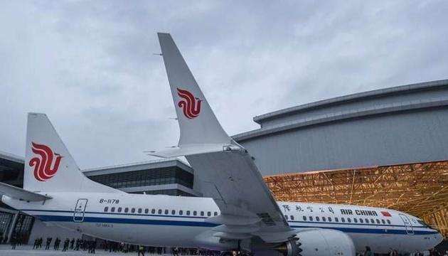 Boeing випустив перший літак з нового заводу в Китаї