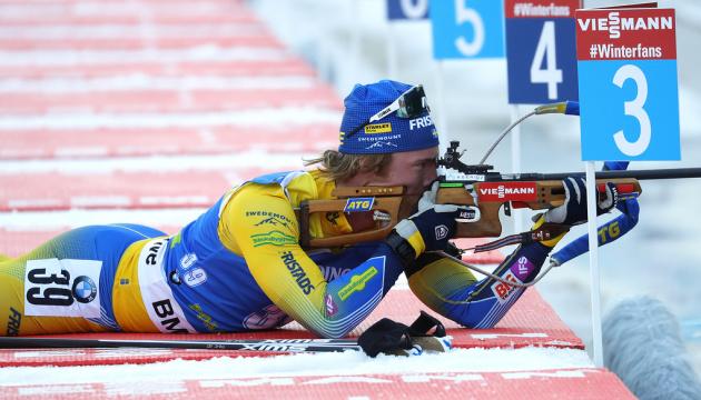 Збірна Швеції виграла естафету на етапі Кубка світу з біатлону в Австрії