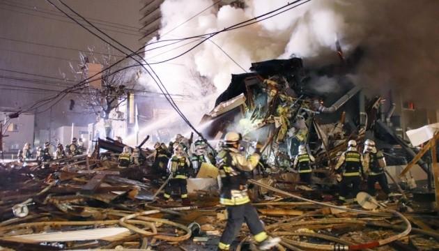В Японии взорвался бар, 40 раненых