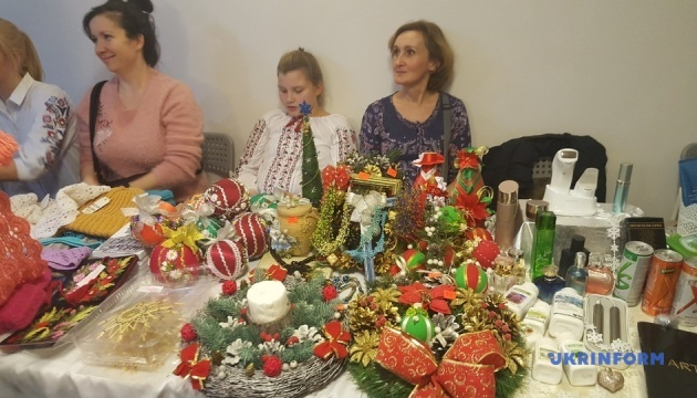 Ukrainian Christmas Fair in Warsaw gathers record number of craftspeople