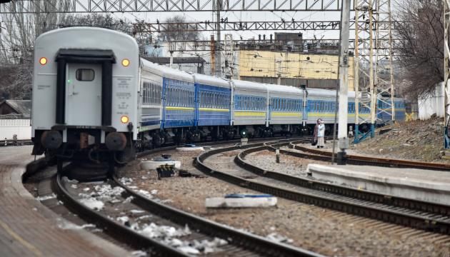 Укрзалізниця 29 березня поверне українців із РФ