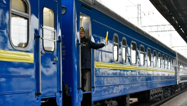Additional Mariupol-Kyiv train to be launched in two months