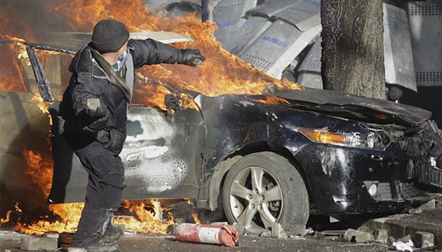 Фотографы Майдана рассказывают. Константин Черничкин
