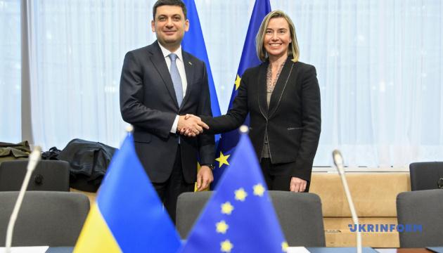 ЄС може направити в Україну оціночну місію щодо інфраструктурних проектів