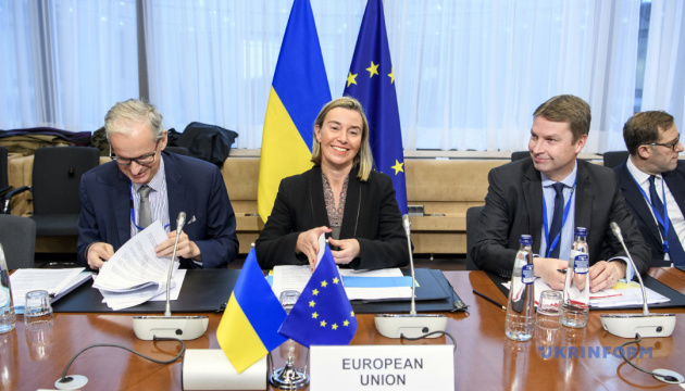 Mogherini: EU takes clear, firm and unified stance on events in Kerch Strait area