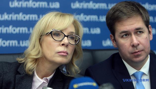 Денісова розповіла про стан поранених моряків