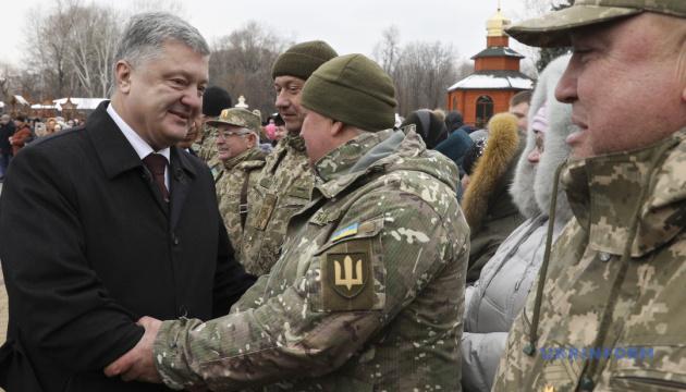 Порошенко сегодня посетит Одесскую область