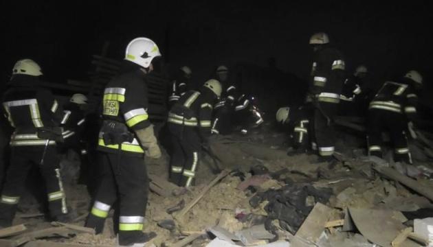 В Херсоне в жилом доме произошел взрыв, есть пострадавшие