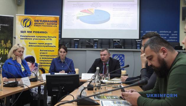 Жены и матери участников АТО договорились о сотрудничестве с Госслужбой занятости