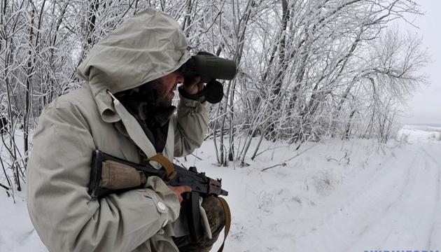 Donbass: Feind setzt Artillerie bei Nowotoschkiwske ein