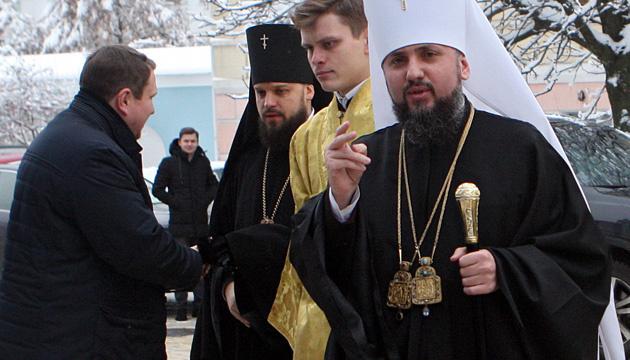 Епіфаній: Двері нашої Церкви відкриті для всіх православних України