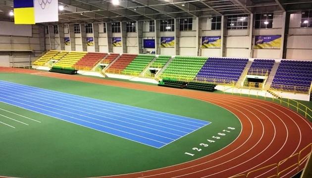 Обновленный легкоатлетический манеж в Сумах отвечает нормам IAAF и ФЛАУ - Жданов
